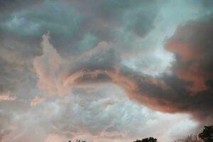 Storm cloud Dragon