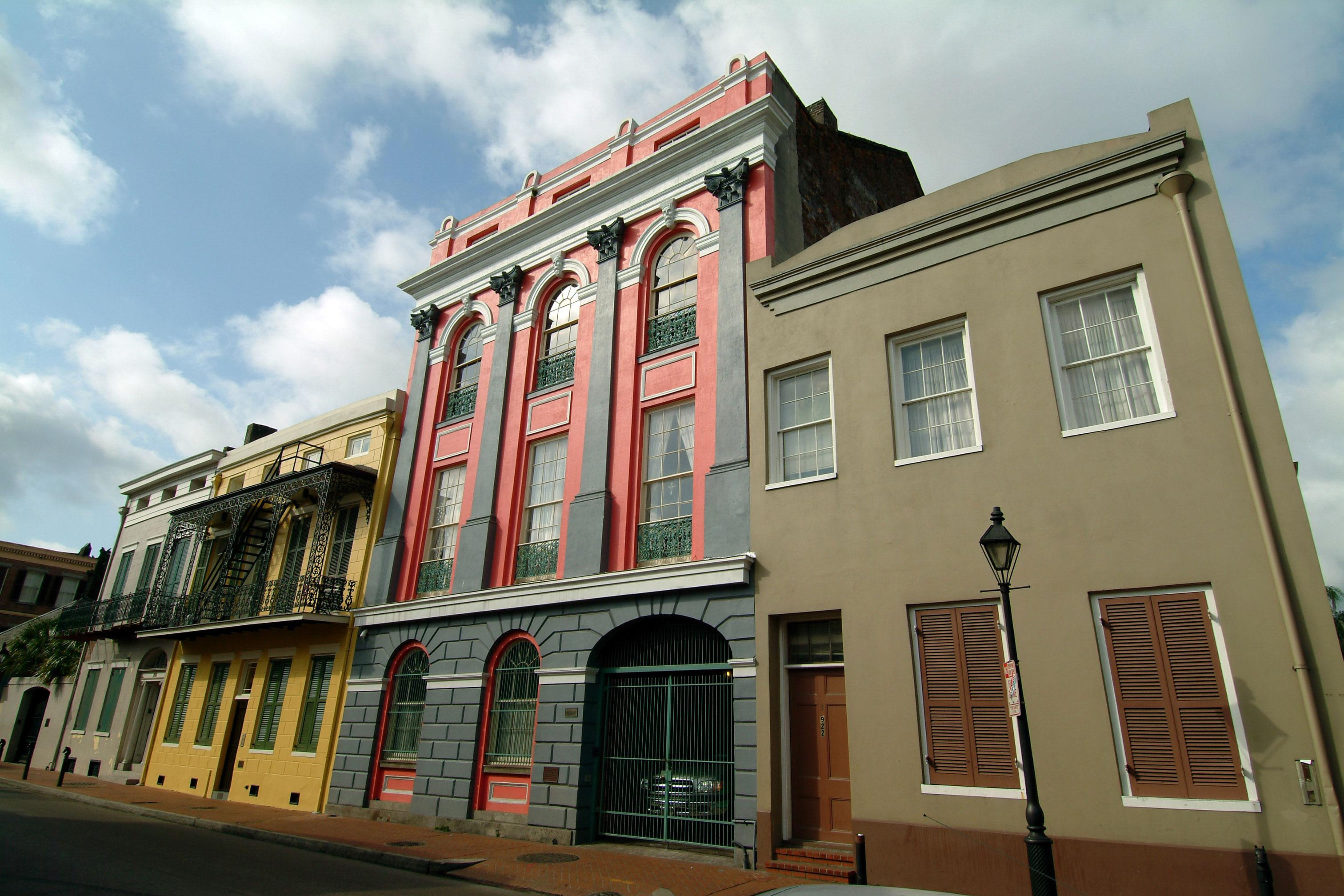 New Orleans LA