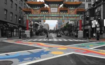 Chinatown Washington DC
